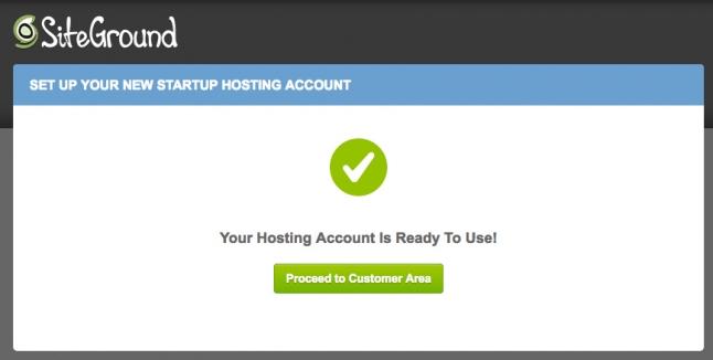 Setup a WP Blog