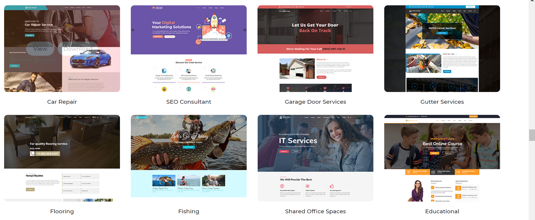 PRODUCTS AND SERVICES 4