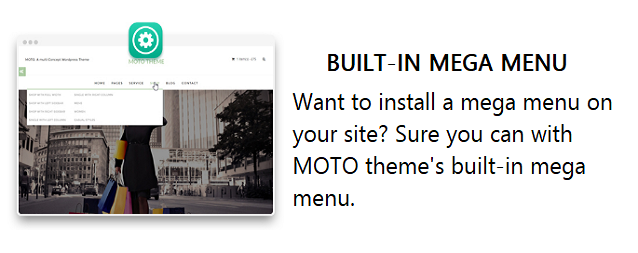 MOTO them feature_built-in mega menu