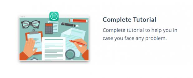 MOTO theme feature_complete tutorial