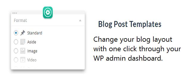 MOTO Theme Feature_Multiple Blog Post Templates