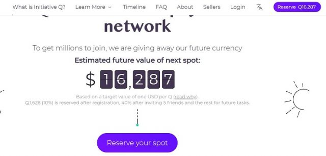 Initiative Q_the future payment network