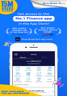 GET FAST CASH WITH GCASH
