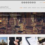 CSS Igniter BusinessTwo WordPress Theme 1