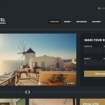 CSS Igniter Hotelmotel wordpress theme