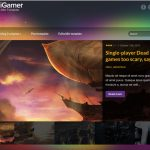 CSS Igniter IndieGamer WordPress Theme