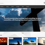 CSS Igniter Prayer WordPress Theme