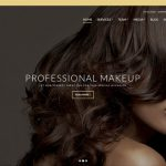 CSS Igniter Salon WordPress Theme 1