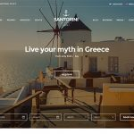 CSS Igniter Santorini WordPress Theme