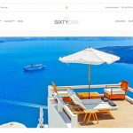 CSS Igniter Sixtyone WordPress Theme 1