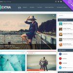 Elegant Themes Extra WordPress Theme