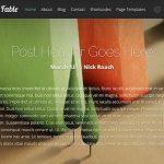 elegant themes fable wordpress theme