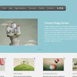 Elegant Themes Feather WordPress Theme 1