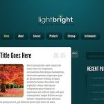 Elegant Themes LightBright WordPress Theme