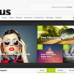 Elegant Themes Nexus WordPress Theme