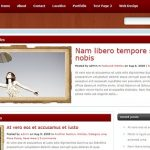 Elegant Themes Wooden WordPress Theme