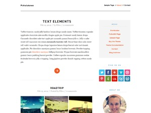 Elmastudio Pohutukawa WordPress Theme