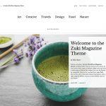 Elmastudio Zuki WordPress Theme 1