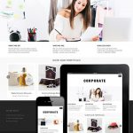Dessign Corporate Responsive WordPress Theme 1