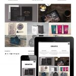 dessign grafix responsive wordpress theme
