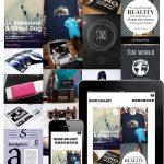 dessign grid gallery responsive wordpress theme