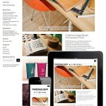 dessign portfolio responsive wordpress theme