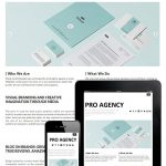 dessign pro agency responsive wordpress theme