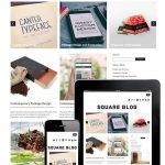dessign square blog responsive wordpress theme