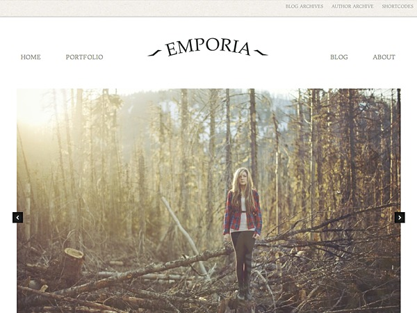 graph paper press emporia wordpress theme