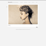 Graph Paper Press Retouch Pro WordPress Theme