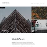 Graph Paper Press Shutterbox WordPress Theme