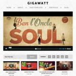 Obox Themes Gigawatt WordPress Theme