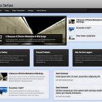 Obox Themes Gloss Surface WordPress Theme