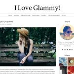 Pankogut Glammy WordPress Theme 1