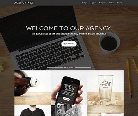 StudioPress Agency Pro WordPress Theme