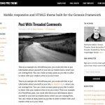 StudioPress Eleven40 Pro WordPress Theme