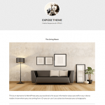 StudioPress Expose Pro WordPress Theme 1