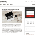 StudioPress Genesis WordPress Theme Framework