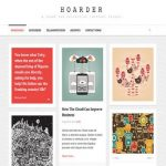 ThemeZilla Hoarder WordPress Theme