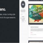 ThemeZilla Memo WordPress Theme