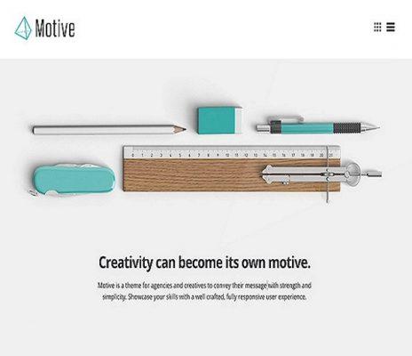 ThemeZilla Motive WordPress Theme