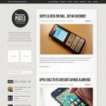 ThemeZilla Premium Pixels WordPress Theme