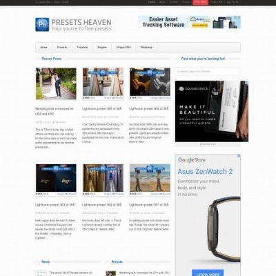 ThemeZilla Repro WordPress Theme