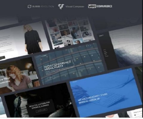 Themeforest Smart Responsive Multi-Purpose WordPress Theme