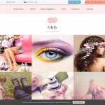 Themeisle Girly WordPress Theme
