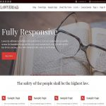Themeisle LawyeriaX WordPress Theme