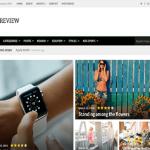 TrueReview WordPress Theme