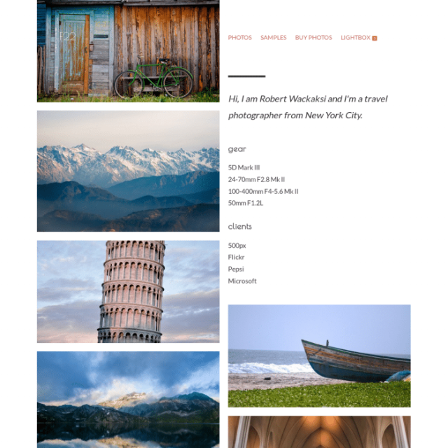 Graph Paper Press F22 WordPress Theme