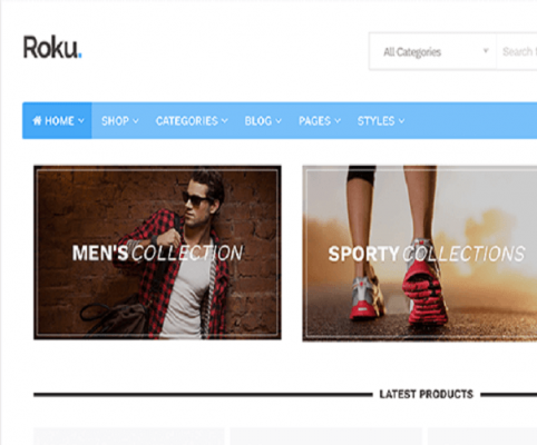 roku wordpress theme