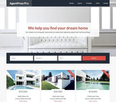 studiopress agentpress pro wordpress theme